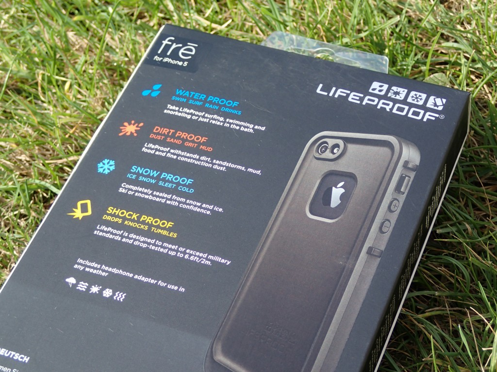 Packaging Lifeproof Fre