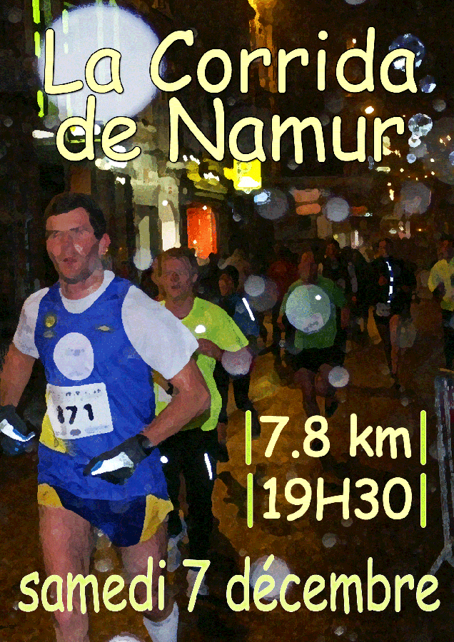 Corrida de Namur 2013